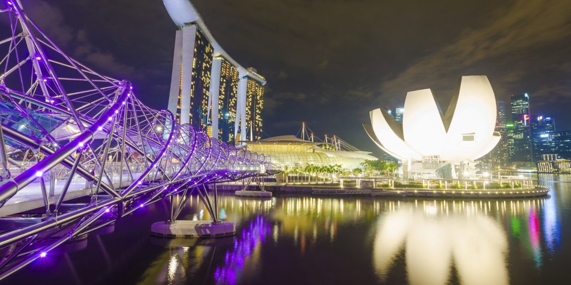 Business top tips for getting immersed in Singapore