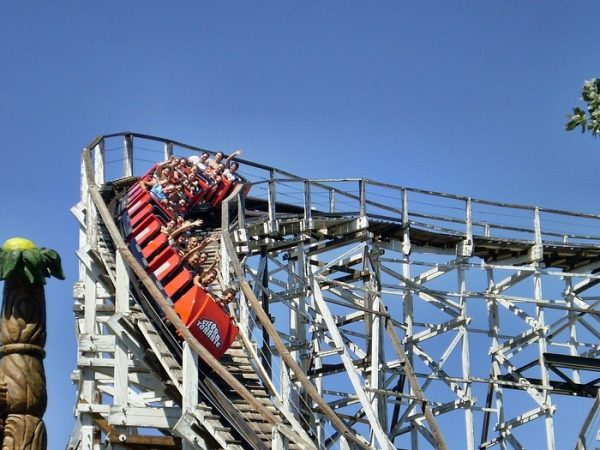 the rollercoaster of entrepreneurship - M&C